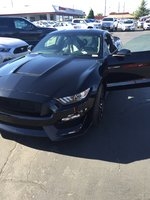 Picture of 2016 Ford Shelby GT350 Coupe, exterior