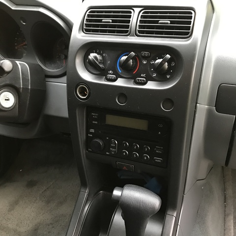 Picture Of 2002 Nissan Xterra XE V6, Interior, Gallery_worthy