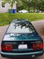 Picture of 1996 Volkswagen Passat 4 Dr TDi Turbodiesel Sedan, exterior