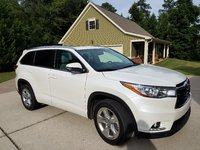 Picture of 2016 Toyota Highlander Limited, exterior