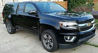 Picture of 2015 Chevrolet Colorado LT Extended Cab 6ft Bed 4WD, exterior
