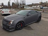 Picture of 2013 Cadillac CTS-V, exterior, gallery_worthy