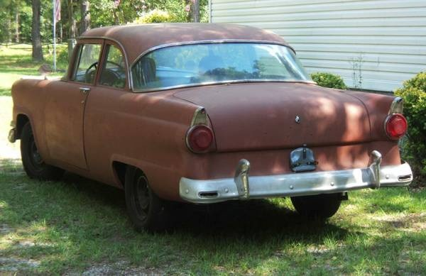Picture of 1956 Ford Fairlane Sedan, exterior, gallery_worthy