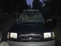 Picture of 2000 Nissan Xterra SE 4WD, exterior