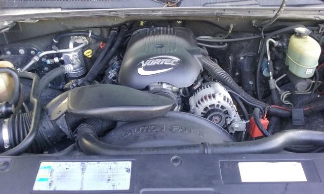Picture of 2002 Chevrolet Silverado 2500HD LT Crew Cab RWD, engine, gallery_worthy