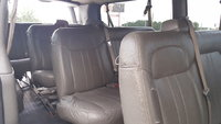 Picture of 2010 Chevrolet Express 3500 LS Extended RWD, interior, gallery_worthy