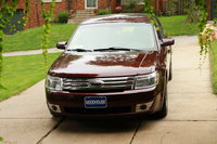 Picture of 2009 Ford Taurus SEL, exterior