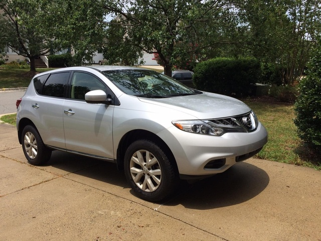 Picture of 2013 Nissan Murano, gallery_worthy