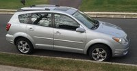 Picture of 2005 Pontiac Vibe Base AWD, exterior