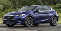 2018 INFINITI QX30, Front-quarter view, exterior, manufacturer, gallery_worthy
