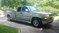 Picture of 2000 Chevrolet Silverado 2500 3 Dr LS 4WD Extended Cab LB HD, exterior