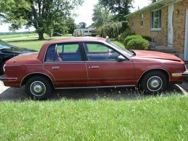 Picture of 1986 Buick Skylark Limited Sedan, exterior