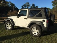 Picture of 2016 Jeep Wrangler Sport, exterior