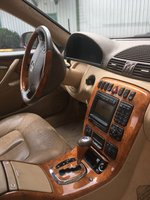 Picture of 2002 Mercedes-Benz CL-Class CL 600 Coupe, interior