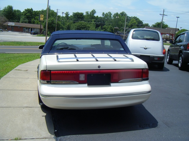 Picture of 1996 Mercury Cougar 2 Dr XR7 Coupe