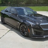 Picture of 2016 Cadillac CTS-V Sedan, exterior