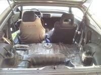 Picture of 1988 Honda Civic CRX Si, interior