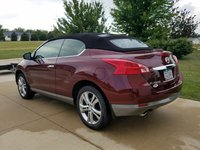 Picture of 2011 Nissan Murano CrossCabriolet Base, exterior, gallery_worthy
