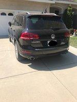 Picture of 2014 Volkswagen Touareg TDI R-Line, exterior