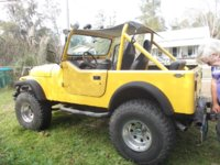 1979 Jeep CJ7 Picture Gallery