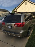 Picture of 2006 Toyota Sienna LE, exterior