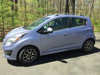 Picture of 2014 Chevrolet Spark 2LT, exterior