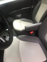 Picture of 2014 Chevrolet Spark 2LT, interior