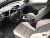 Picture of 2016 Hyundai Genesis Coupe 3.8 Base w/ Gray Interior, interior