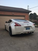 Picture of 2015 Nissan 370Z Base, exterior