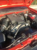 Picture of 2008 GMC Canyon SLE-1, engine
