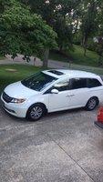 Picture of 2015 Honda Odyssey EX-L w/ DVD