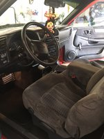 Picture of 2001 Chevrolet S-10 2 Dr LS Extended Cab SB, interior