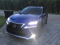 Picture of 2016 Lexus NX 200t F Sport, exterior