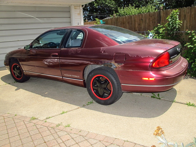 Picture of 1996 Chevrolet Monte Carlo 2 Dr LS Coupe