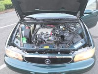 Picture of 2000 Buick Century Limited, engine