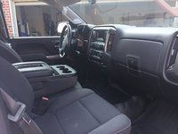 Picture of 2015 Chevrolet Silverado 2500HD LT Crew Cab LB 4WD, interior