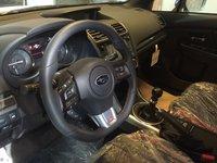 Picture of 2017 Subaru WRX STI Limited with Low Profile Spoiler, interior