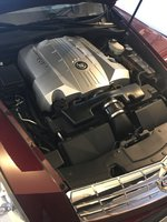Picture of 2006 Cadillac XLR 2 Dr Convertible, engine