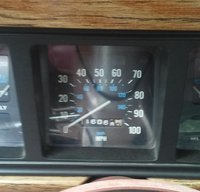 Picture of 1991 Jeep Grand Wagoneer 4 Dr STD 4WD SUV, interior, gallery_worthy