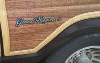 Picture of 1991 Jeep Grand Wagoneer 4 Dr STD 4WD SUV, exterior
