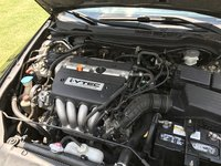 Picture of 2004 Honda Accord Coupe EX, engine