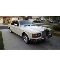 1986 Rolls-Royce Silver Spur Overview