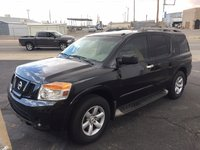 2013 Nissan Armada Picture Gallery