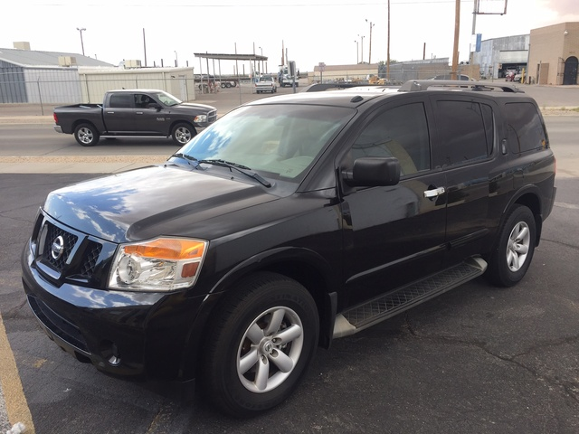 Picture of 2013 Nissan Armada SL