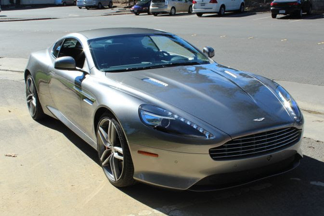 Picture of 2012 Aston Martin Virage Coupe