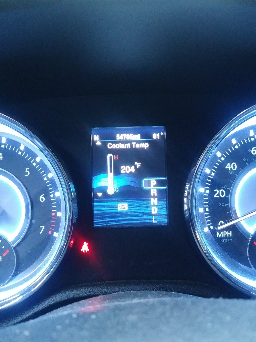 Chrysler 300m Questions What Is The Average Temp Car Should Be 2000 Timing Belt 2 People Found This Helpful