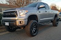 Picture of 2017 Toyota Tundra SR5 Double Cab 5.7L LB 4WD, exterior