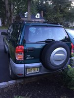 Picture of 2001 Toyota RAV4 Base