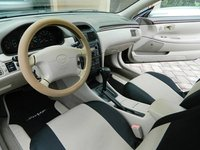 Picture of 2000 Toyota Camry Solara SLE Convertible, interior