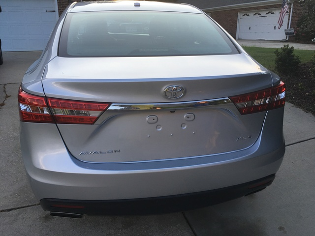 2013 Toyota Avalon Trims And Specs